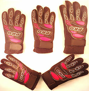 Children-039-s-Pro-gloves-bmx-skateboard-cycle-scooter-Free-UK-P-P