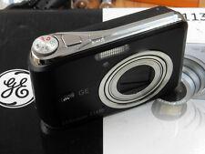 GE C1130 Cámara Compacta (11.1 MP, 3 x Zoom Óptico, Lcd De 2.5 Pulgadas) - Negro