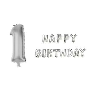 Jeu-Ballon-Aluminium-039-039-Happy-Birthday-039-039-1-Decoration-pour-Anniversaire-1-An
