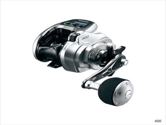 Shimano 13 fuerza Master 400 Cocherete Electrico Big Fish Juego De Japón Nuevo