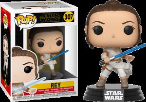 Star Wars 39882 Funko Pop #307 Movies Vinyl Figur Rey
