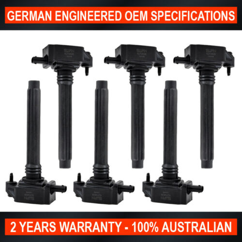 6 x Ignition Coil for Chrysler 300c 3.6L Jeep Grand Cherokee Jeep Wrangler 3.6L