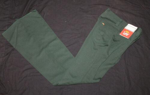 Ladies Vintage Lee Western Wear Green Western Knit