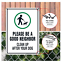 Clean-Up-After-Your-Dog-Sign-10x14-Aluminum-Indoor-Outdoor thumbnail 4