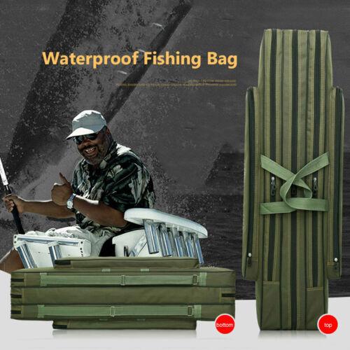 63EB Angelruten-Tasche Angelruten-Tasche Beutel Backpacking Outdoor Organizer