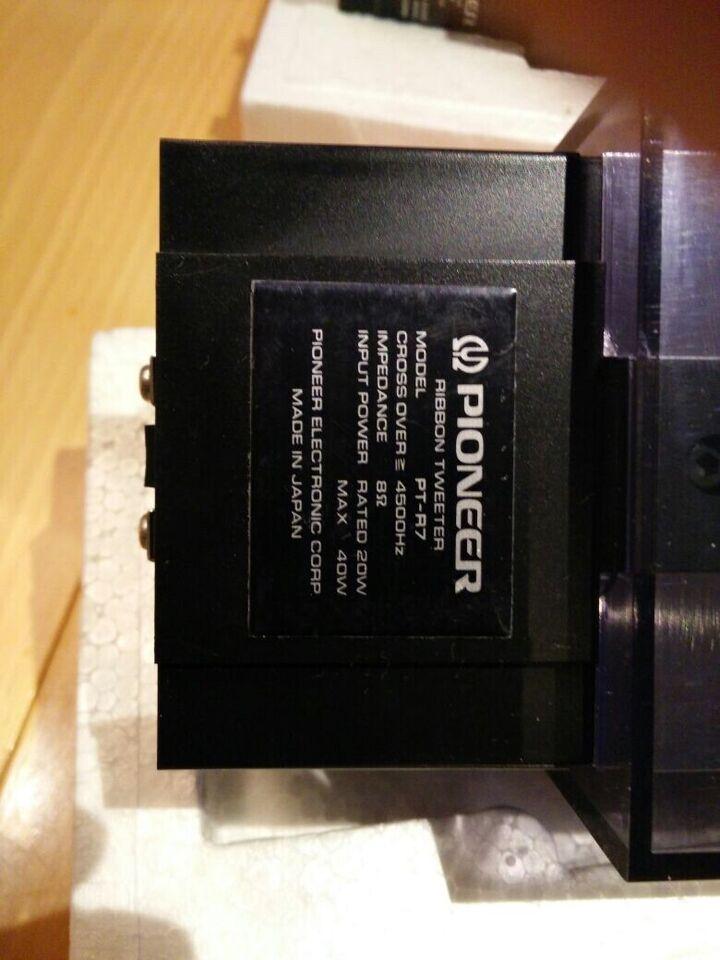 Andet, Pioneer, PT-R7