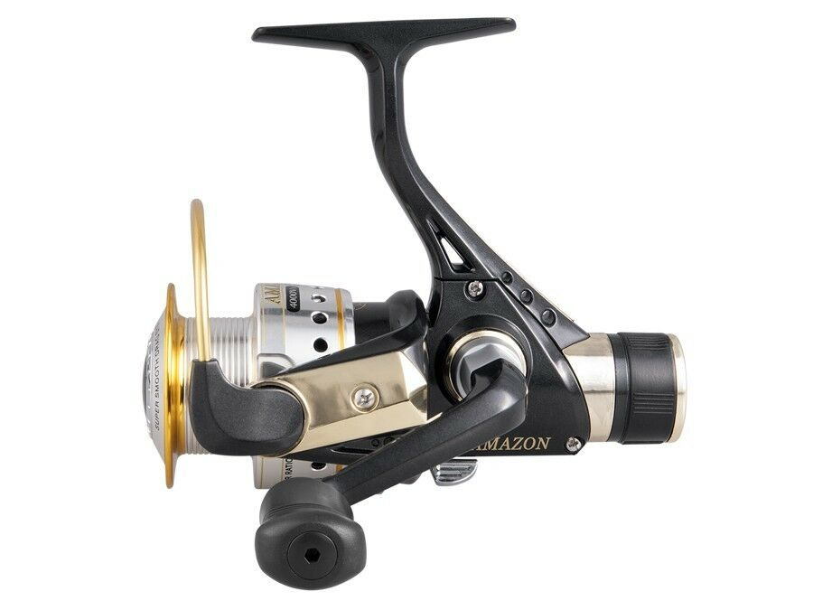 Ryobi Amazon RD   series   1000-4000   spinning reel with rear drag   AMZ-  2018 latest