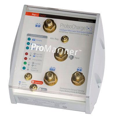 ProMariner ProIsoCharge Battery Isolator 120Amp 1-Alt 3-Bat - 12V 23124