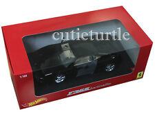 Hot Wheels Ferrari F355 F-355 Berlinetta 1:18 Diecast Model Car BLY58 Black