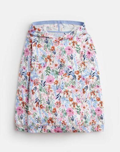 Joules Marlston Girls Hooded Sweatshirt 50/% OFF Cream Multi Floral