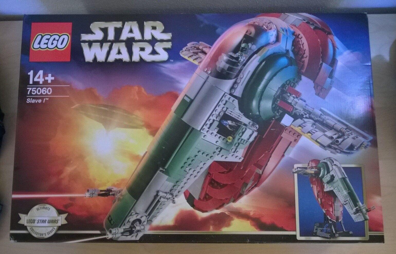 PRONTA CONSEGNA - LEGO 75060 UCS STAR WARS™ SLAVE I™ - ESCLUSIVO (NISB)