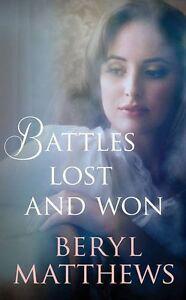 Beryl-Matthews-Combat-Lost-et-A-Gagne-Tout-Neuf-Livraison-Gratuite-Ru