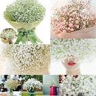 6pcs Bridal Baby's Breath Gypsophila Silk Flower Party Wedding Home Decoration