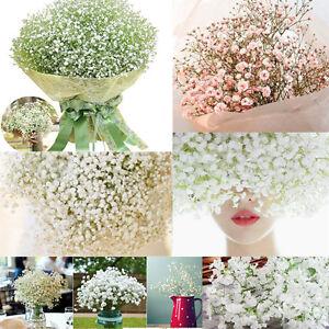 Искусственные поддельные дыхание ребенка качим шелковые цветы букет дома свадебный декор