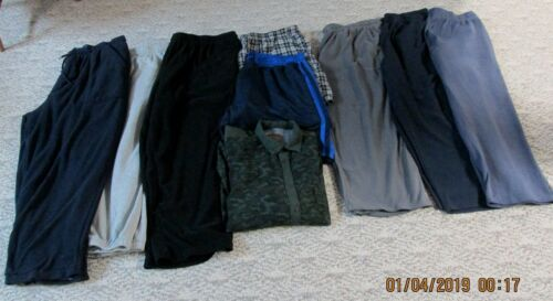 MEN'S SIZE 3X  TALL CLOTHING LOT