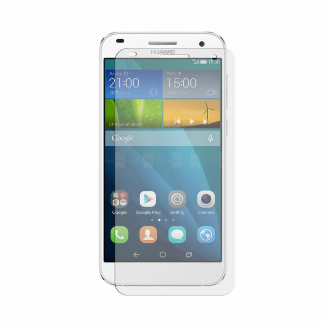 2 Pack Screen Protectors Protect Cover Guard Film For Huawei Ascend G7
