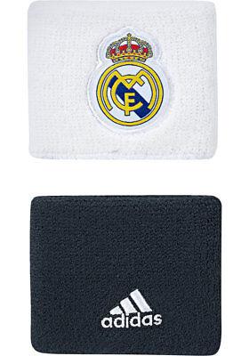Discreto Real Madrid Adidas Wristband Polsini Tergi Sudore Tg Reversibili 2018 19 Unise Portare Più Convenienza Per Le Persone Nella Loro Vita Quotidiana