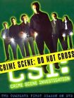 CSI Complete First Season 0097368716544 With Wallace Langham DVD Region 1