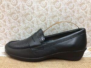pavers ladies black shoes hot 1e28d 87c46