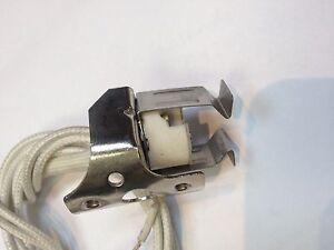 halogen fassung g5 3 halogenfassung spezial mit halterung lampen reparature ebay. Black Bedroom Furniture Sets. Home Design Ideas