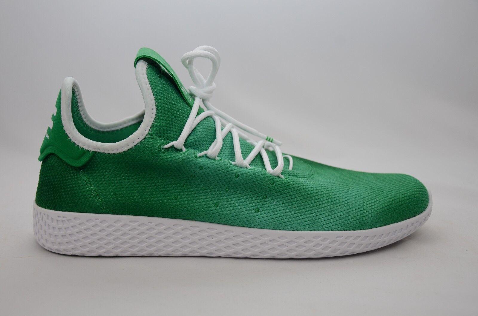 Adidas PW HU HOLI Tennis Hu Green White Men's Size 10 New in Box DA9619