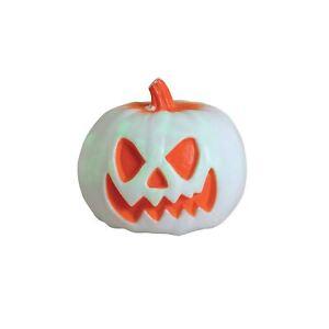 Enthousiaste Citrouille Avec Light & Sound, Décoration Halloween/accessoire, Déguisements-p, Fancy Dress Fr-fr Afficher Le Titre D'origine à Vendre