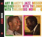 Art Blakey's Jazz Messengers with Thelonious Monk by Art Blakey/Art Blakey & the Jazz Messengers/Thelonious Monk (CD, Sep-2002, Atlantic (Label))