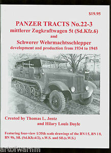 PANZER TRACTS 22 EBOOK
