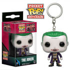 Funko Pocket Pop Groot Batman Hearly Queen Vinyl Figure Keychain Keyring Kid Toy