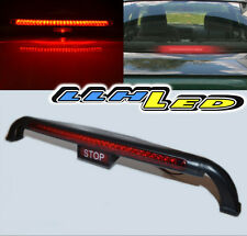 Auto 28 LED Red 12V Stop Rear Tail Third Brake Light W/STOP Sign Warning Bar A1