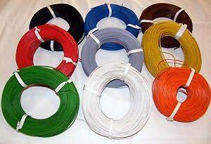 Beli-Kabel-Zwillingslitze-100m-einfarbig-freie-Farbwahl-0-14-qmm