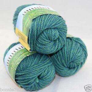 Sale-New-3-ballsx50g-Hand-Knitting-Worsted-Quick-Yarn-Soft-Wool-Silk-Velvet-223
