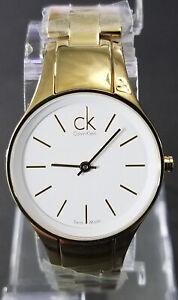 Calvin Klein Women's Quartz Watch K4323212 - Retail $290 (52% off)