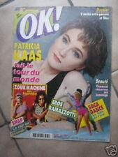 OK 761 (13/8/90) PATRICIA KAAS ZOUK MACHINE