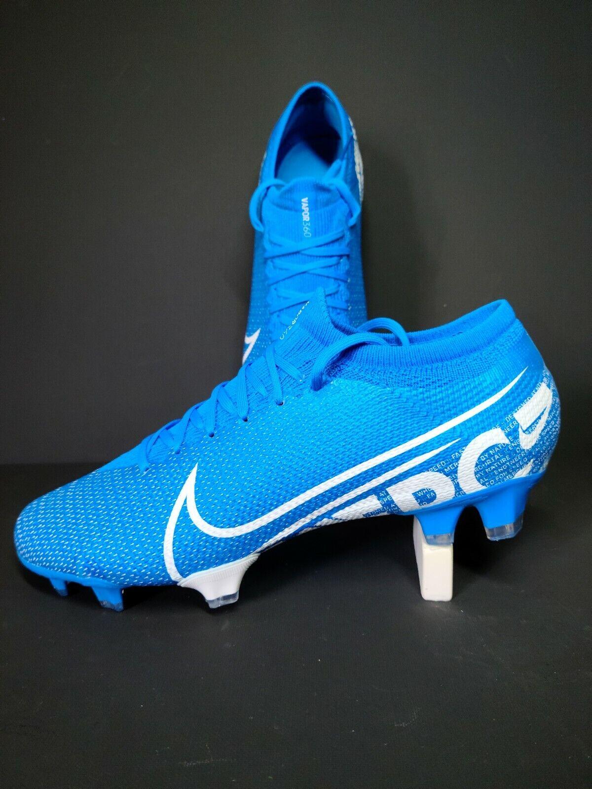 Intacto Mucama Amigo  Nike Mercurial Vapor X FG Cr7 Soccer Cleats Futbol 684860-018 Mens Size 12  for sale online | eBay