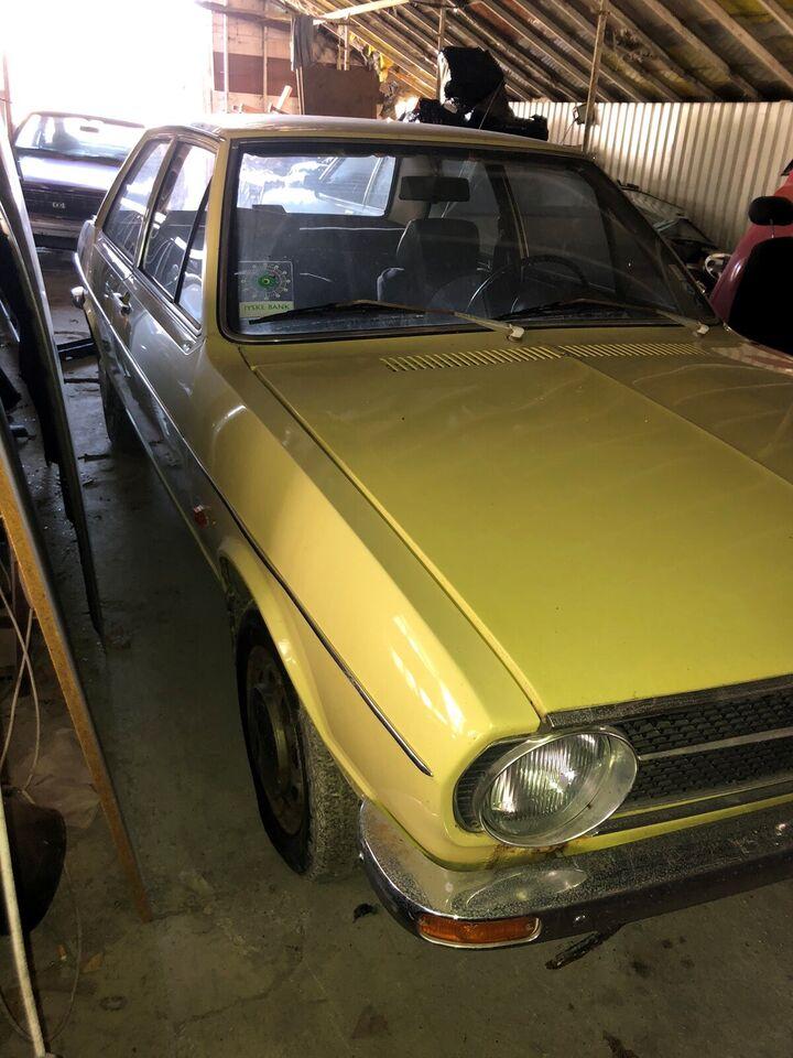 Audi 80, 1,5 LS, Benzin