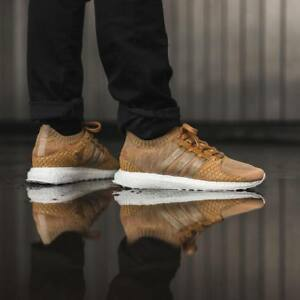 Details about Adidas X Pusha-T Eqt Support Ultra Pk Kingpush Wheat White Mens sz 9 Boost Shoes