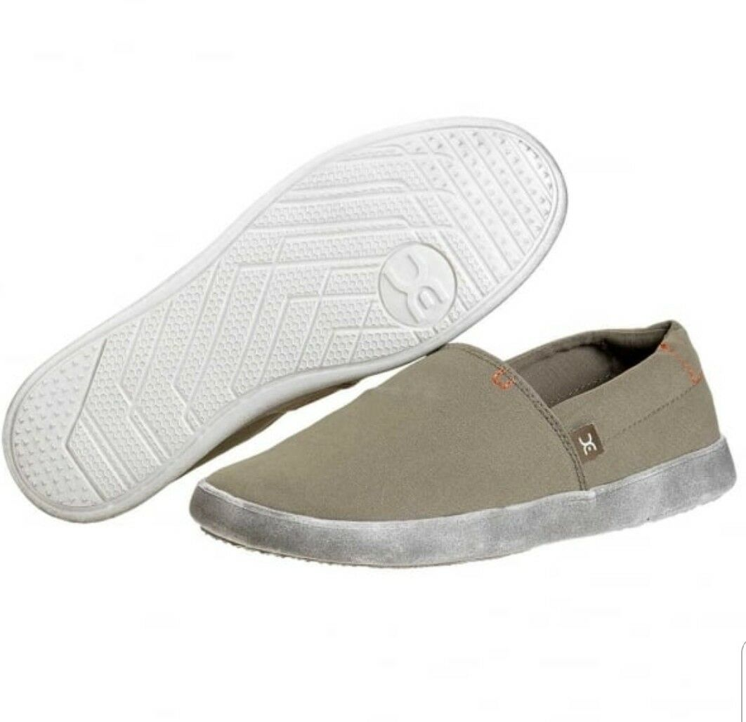 Hey Dude    Dude shoes    Carly    Ladies Grey lightweight summer shoes    NEW