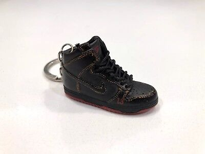 Nike Dunk SB Unlucky 3D Keychain Jordan