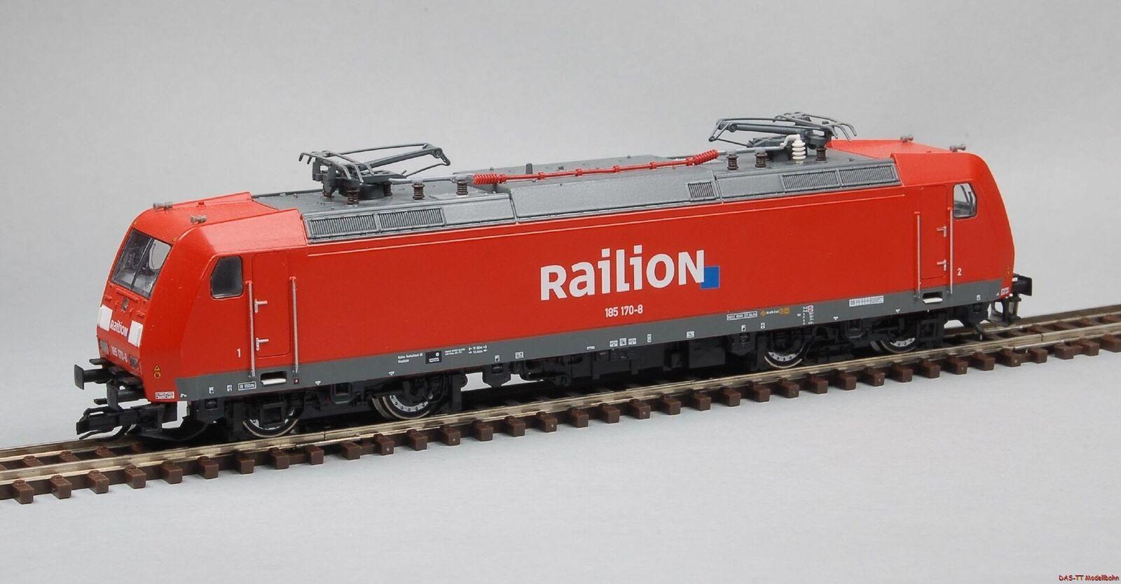 TT e-Lok br 185 verkehrsrojo railion EP. V audaz 32230 nuevo