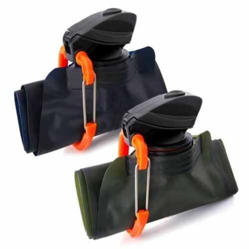 Camping Hiking Portable Collapsible Folded Drink Water Bag Travel Sports Kettle
