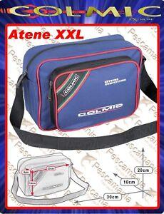 Vorsichtig Tasche Colmic Athen Xxl Extreme Competition Rot Series Türzubehör Elegantes Und Robustes Paket Angelkoffer & -boxen Angelsport