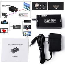 Mini SDI 1080p 720p SD-SDI HD-SDI 3G SDI to HDMI Video Audio Converter Adapter