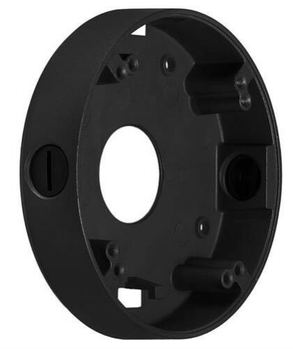 Security Camera CCTV Junction Box Surface Mount Housing Dome Black