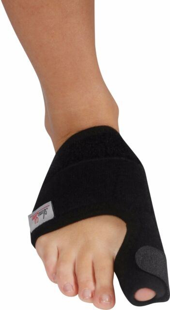 Bunion Splint Toe Corrector Straightener Hallux Valgus Separator Pain Night Day