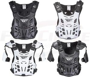 Fly-Racing-Revel-Adult-Chest-Roost-Guard-Protector-Deflector-Motocross-MX-ATV