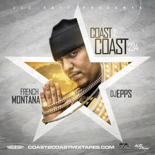 French Montana - Coast 2 Coast 234 [New CD]