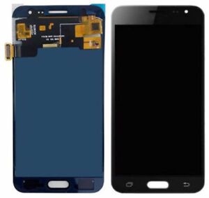 Samsung Front LCD ASM Black Galaxy J3 Sm-j320