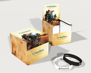 Titanfall-Gummi-Armband-Hammond-Robotics-NEU-amp-OVP