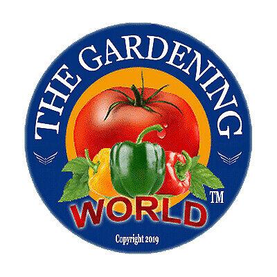 THE GARDENING WORLD